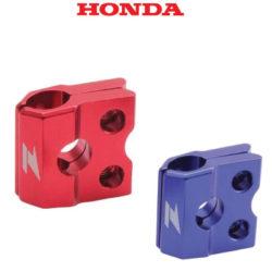 ZETA Brake Line Clamp - Honda