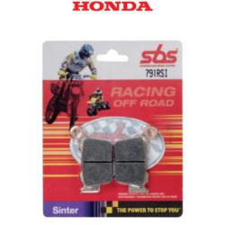 SBS RSI Brake Pads - Honda