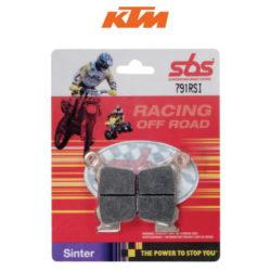 SBS RSI Brake Pads - KTM