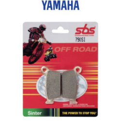SBS SI Brake Pads - Yamaha