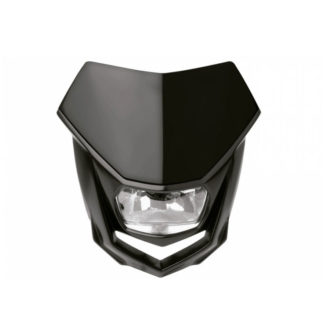 POLISPORT   HALO HEADLIGHT – BLACK