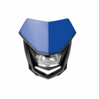 POLISPORT   HALO HEADLIGHT – BLUE