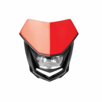 POLISPORT   HALO HEADLIGHT – RED