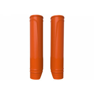 POLISPORT | UPPER FORK PROTECTORS – ORANGE
