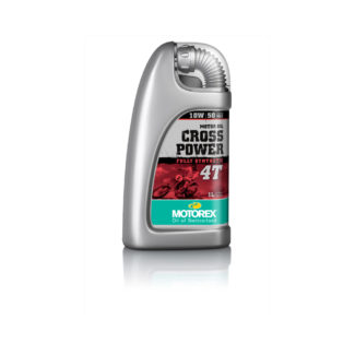MOTOREX | CROSS POWER 4T 10W50 – 1Lt