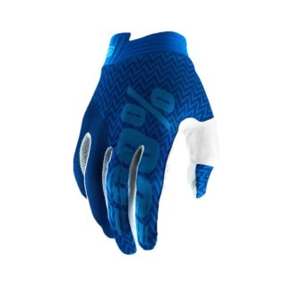 100% | GLOVE ITRACK – BLUE/NAVY
