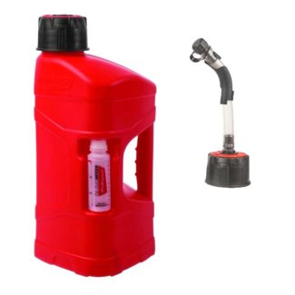 POLISPORT | PRO-OCTANE UTILITY CAN WITH HOSE – 20 LITRE