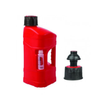 POLISPORT | PRO-OCTANE UTILITY CAN WITH QUICK FILL SPOUT – 1O LITRE