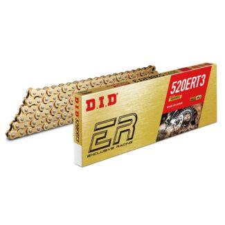 D.I.D | 520ERT3 120 LINK CHAIN (GOLD/GOLD)