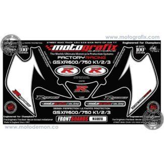 MOTOGRAFIX |FRONT NUMBER BOARD | SUZUKI GSXR600 (01-04)