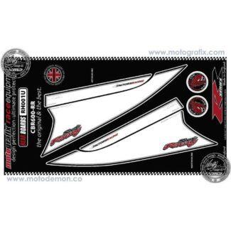 MOTOGRAFIX |REAR NUMBER BOARD | HONDA CBR600RR (03-04)