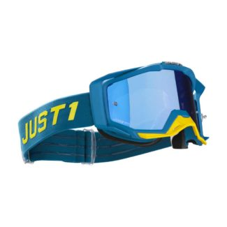 JUST1 GOGGLES | IRIS PULSAR | BLUE/YELLOW