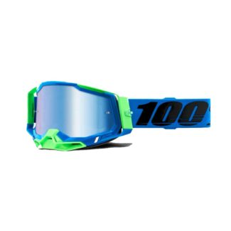 100% GOGGLES | RACECRAFT 2 | FREMONT – MIRROR BLUE