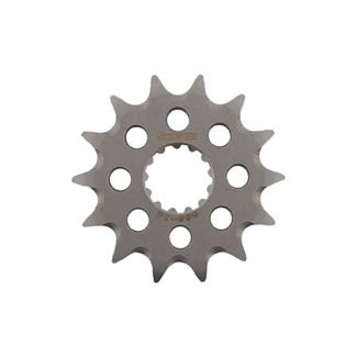 SUPERSPROX | STEEL FRONT SPROCKET YAMAHA 250 YZ/X, 450 YZF/FX, WR450 – 14T