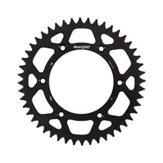 SUPERSPROX | REAR ALUMINIUM SPROCKET 48T KTM (90-)/HUSQVARNA (14-) 125CC-690CC/701CC