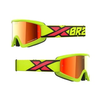 EKS-BRAND | GOX FLATOUT FLO YELLOW/BLACK/FIRE RED GOGGLES – MIRROR LENS