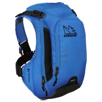 USWE | AIRBORNE 15 HYDRATION PACK – RACE BLUE