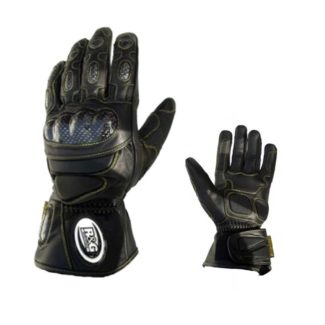 R&G | LEATHER DELUXE MOTORCYCLE GLOVES